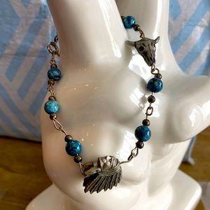 Native American beaded bracelet